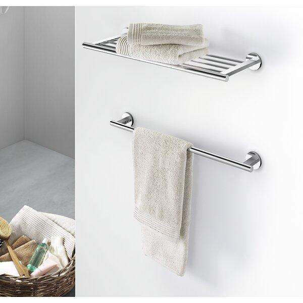 Scala Wall Mounted Towel Rack by ZACK