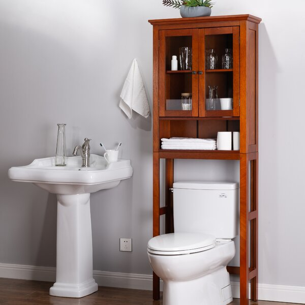 Varney 26 W x 68 H Over the Toilet Storage