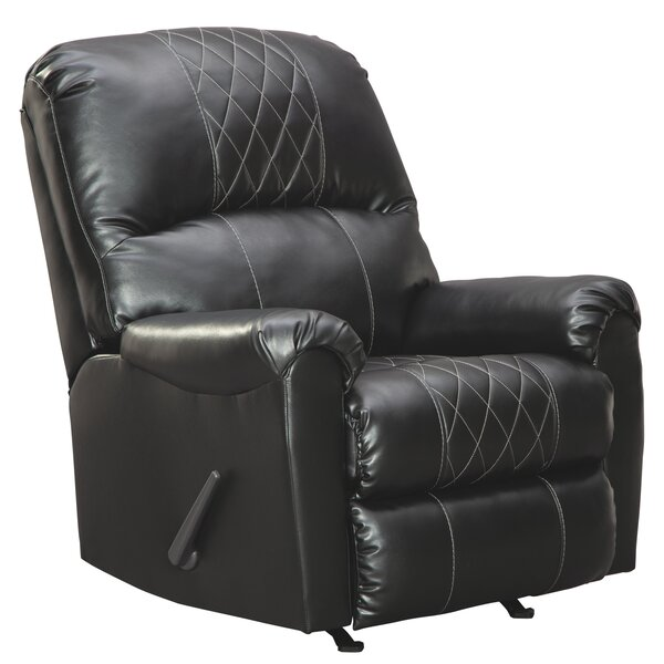 Angelo Manual Rocker Recliner [Red Barrel Studio]