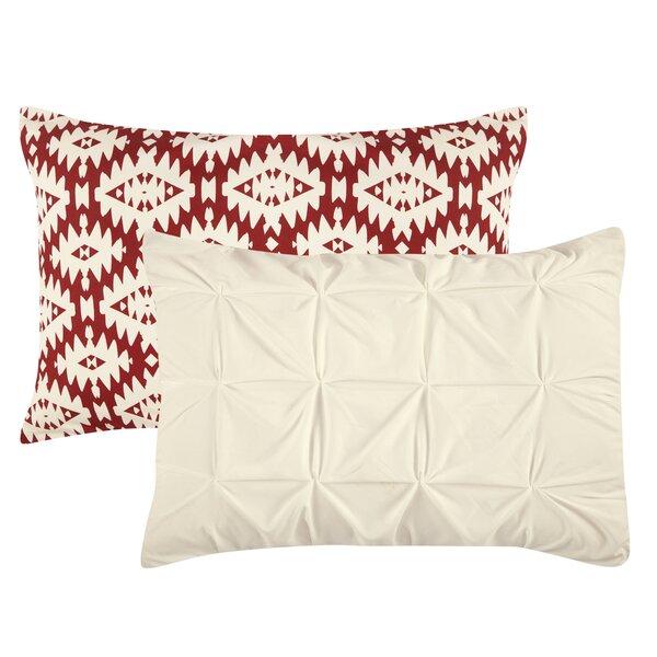 Reina 10 Piece Reversible Comforter Set by Bungalow Rose