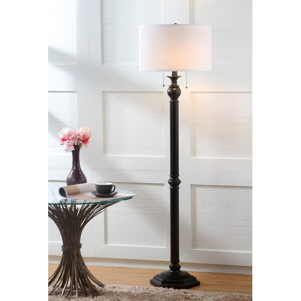 Jessie 58.75 Floor Lamp by Safavieh