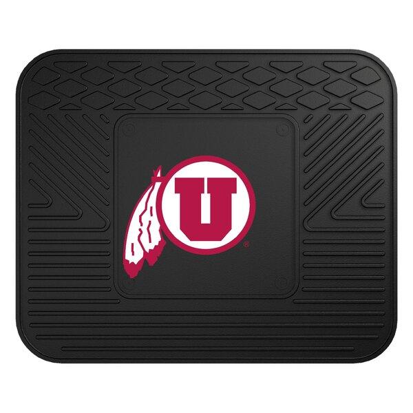 NCAA University of Utah Kitchen Mat by FANMATS