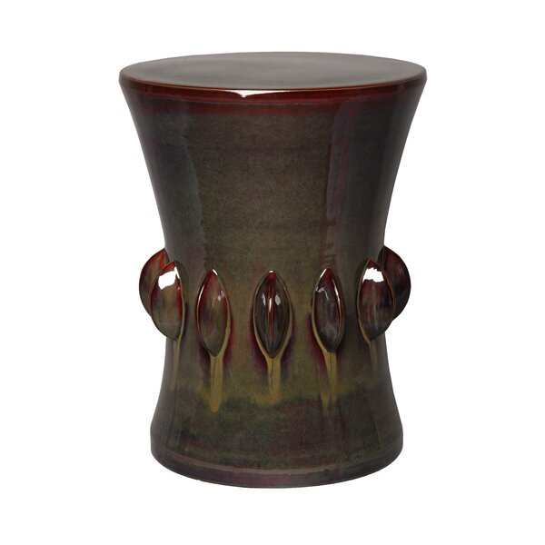 Rahway Jewel Garden Stool by World Menagerie
