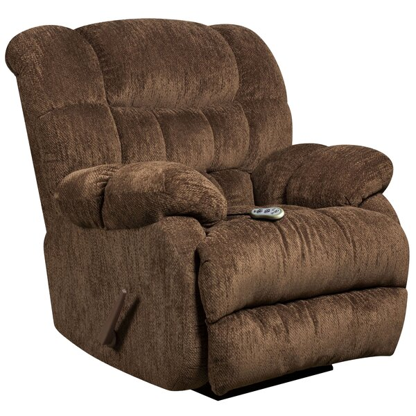 Augustus Power Manual Rocker Recliner RDBS9201