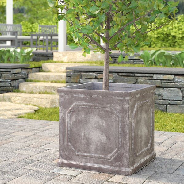 Perignan Fibreclay Planter Box by One Allium Way