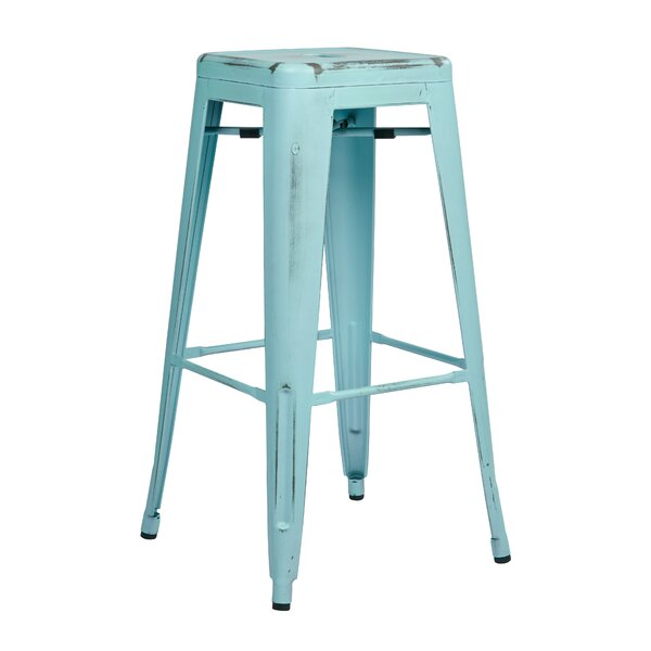 Isabel 30 Bar Stool (Set of 2) by Laurel Foundry Modern Farmhouse