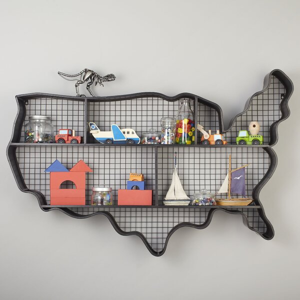 America Wall Cubby by Birch Lane Kids™