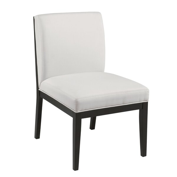 Rysing Parsons Upholstered Dining Chair (Set of 2) by Red Barrel Studio Red Barrel Studio
