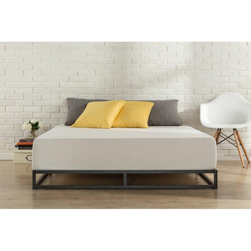 Hanks Bed Frame Amp Reviews Allmodern
