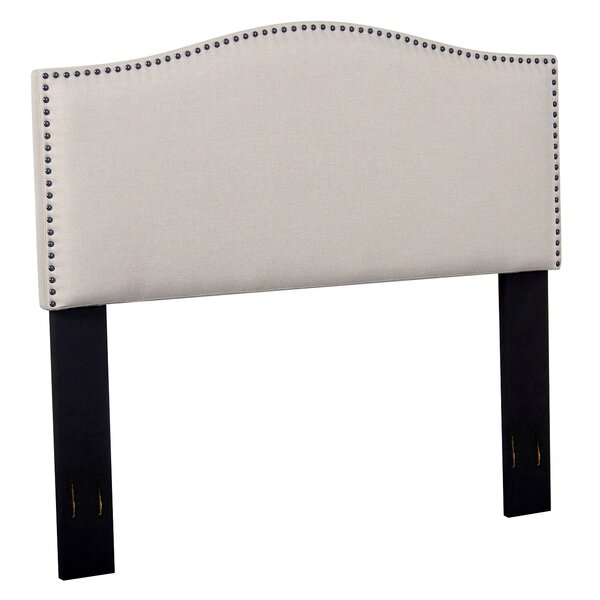 Mudd Upholstered Panel Headboard by Gracie Oaks