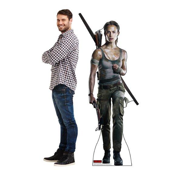 Lara Croft Standup by Advanced Graphics