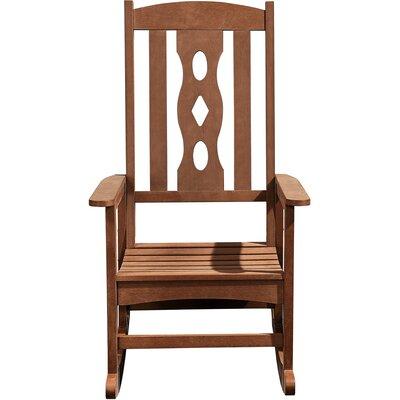 All Weather Rocking Chair Wayfair