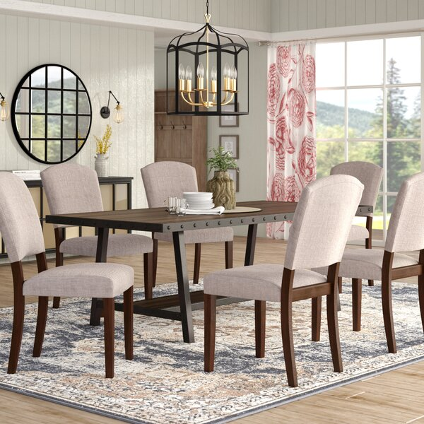 Cathie 7 Piece Dining Set by Brayden Studio