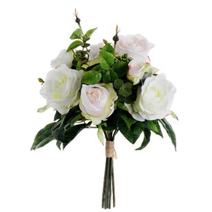 Boston international silk flower depot artificial flowers youll rose bouquet by silk flower depot mightylinksfo