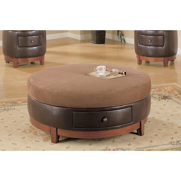 Mysliwiec Solid Coffee Table With Storage By Winston Porter