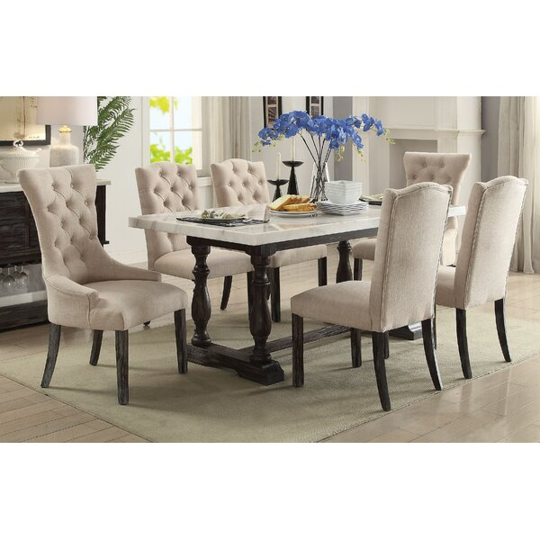 Twomey 7 Piece Dining Set by Gracie Oaks