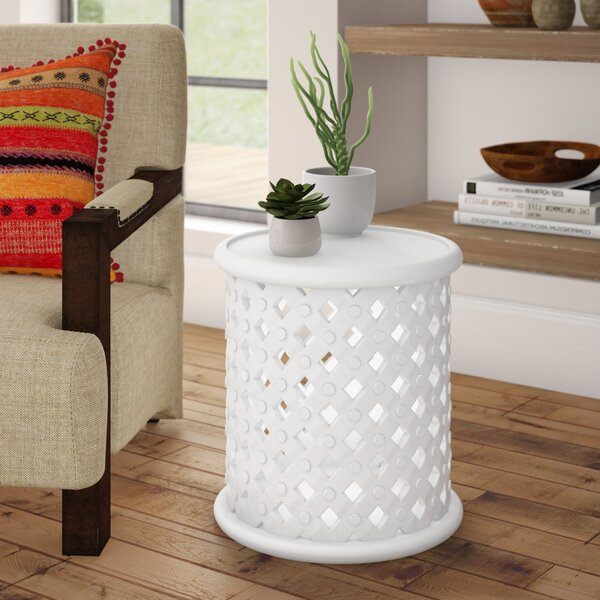 Kourtney End Table by Mistana