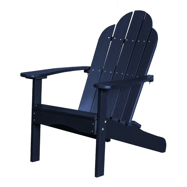 Sawyerville Plastic Adirondack Chair by Laurel Foundry Modern Farmhouse
