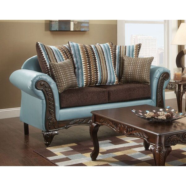 Dallas Loveseat by dCOR design