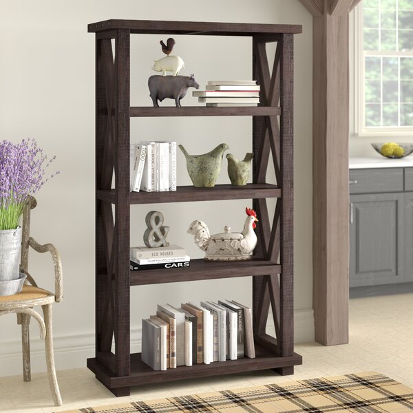 Langsa Standard Bookcase by Laurel Foundry Modern Farmhouse