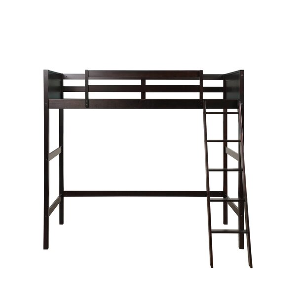 Roza Twin Loft Bed by Harriet Bee