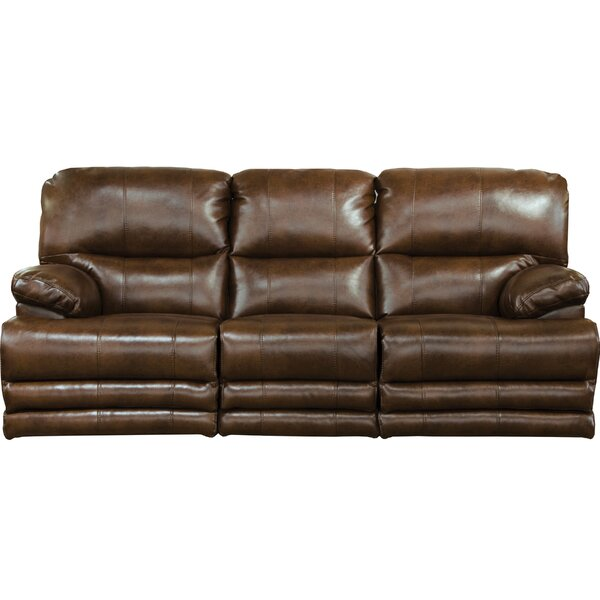 Austin Reclining Sofa by Catnapper
