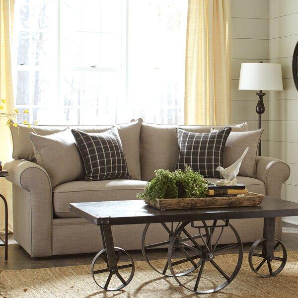 Palm Sleeper Sofa by Winston Porter