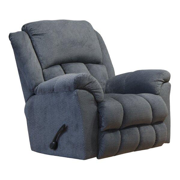 Rocker Heated Massage Chair By Red Barrel Studio