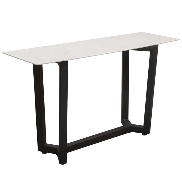 Alliance Rectangular Console Table By Ebern Designs