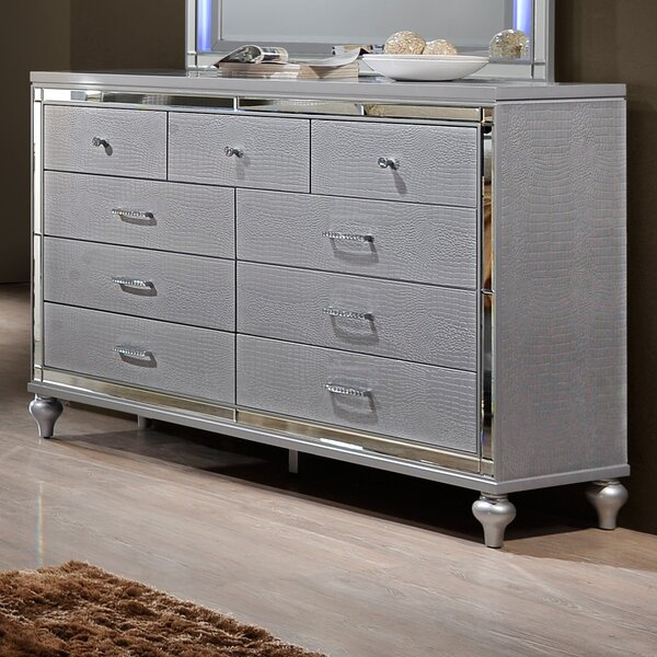Valencia 9 Drawer Dresser by Willa Arlo Interiors