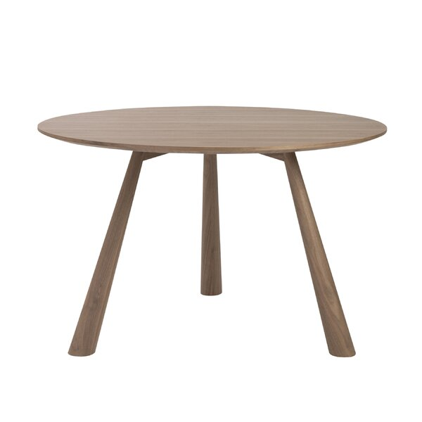 Amenia Solid Wood Dining Table by George Oliver