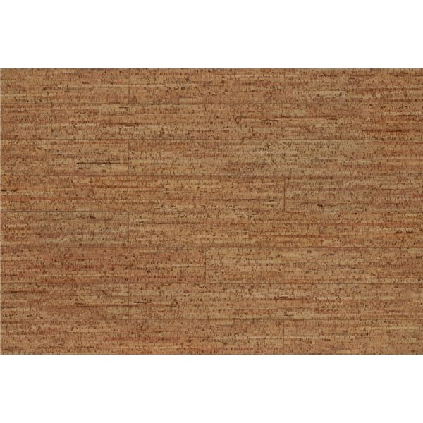 Cork Essence 5-1/2 Cork Flooring in Traces Spice by Wicanders