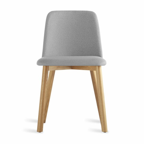 Chip Side Chair in Pewter by Blu Dot