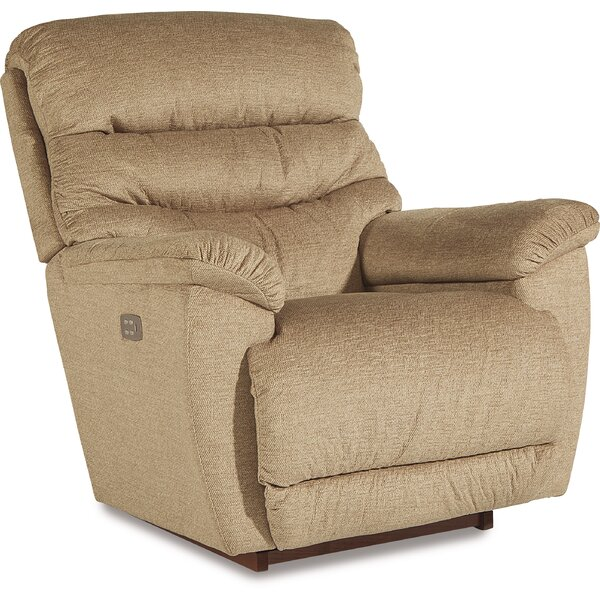 Joshua Power Rocker Recliner by La-Z-Boy