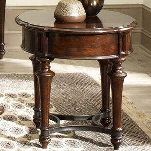 Buy luxury Foxworth End Table By Darby Home Co
