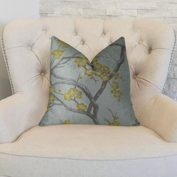 Vesoul Double Sided Throw Pillow by Plutus Brands