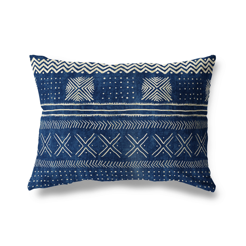 Groovy Adeline Rectangular Outdoor Lumbar Pillow Theyellowbook Wood Chair Design Ideas Theyellowbookinfo