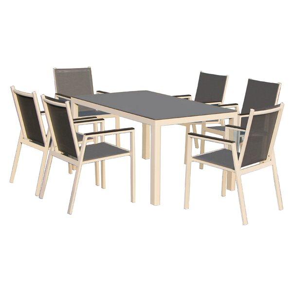 Julianna 7 Piece Dining Set by Latitude Run