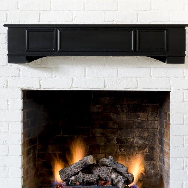 Cambridge Fireplace Shelf Mantel by Ornamental Designs