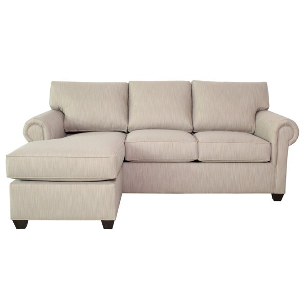 Layla Sectional with Ottoman by Edgecombe Furniture