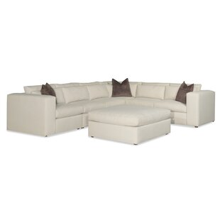 Hagans Sectional with Ottoman