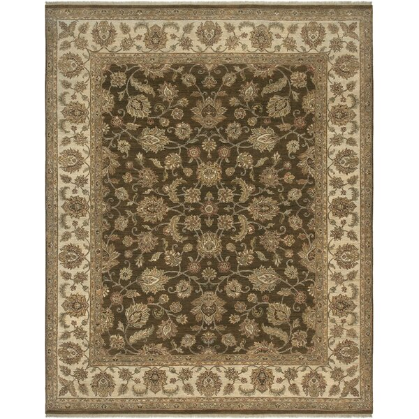 Lidiaídia Brown/Beige Area Rug by Darby Home Co
