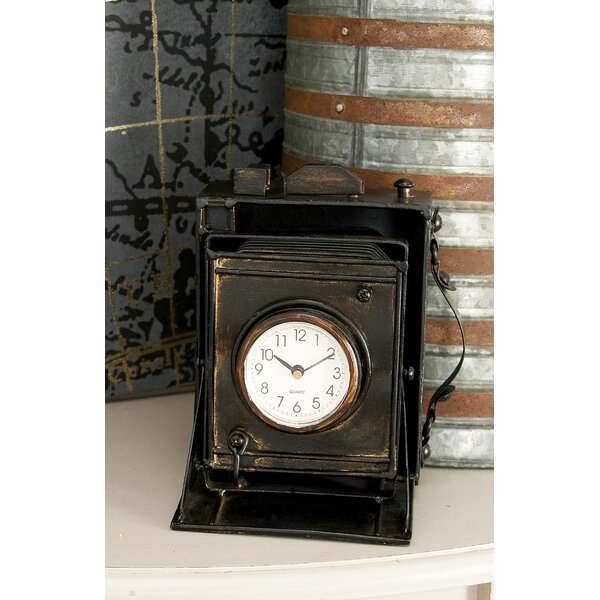 Table Clock by Cole & Grey| @ $46.99