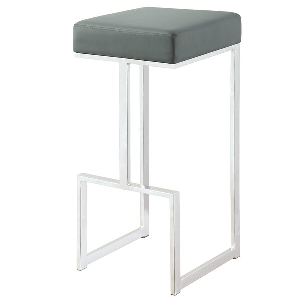 Dzu 31 Bar Stool by Orren Ellis