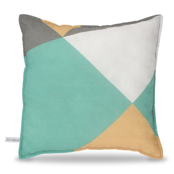Therese Geometric Pillow by Harriet Bee