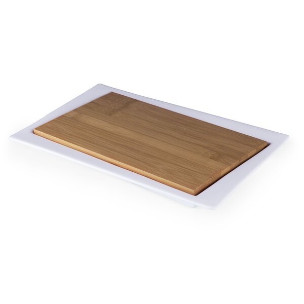 Epping 2 Piece Cutting Board and Serving Tray Set by Millwood Pines