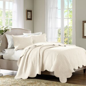 Carennac 3 Piece Coverlet Set