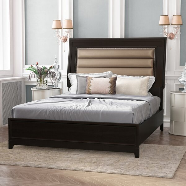 Guerrero Upholstered Standard Bed by Willa Arlo Interiors