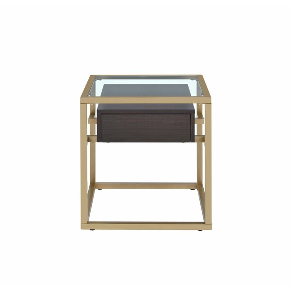Armijo End Table With Storage By Mercer41