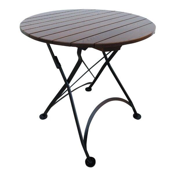 French Café Folding Bistro Table by Furniture Designhouse